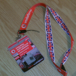 Vodafone McLaren F1 2011  MP24-26 CAR PIECE
